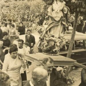 Procesión da Virxe da Concepción