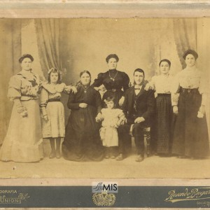 Retrato de familia (Julio Rey Coto)