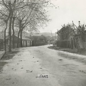 Entrada principal de Salceda ၠaltura da Gándara