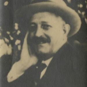 Retrato do doutor Jacinto Zunzunegui Romo