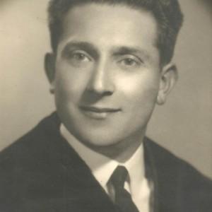 Retrato de Carlos Gómez Balboa