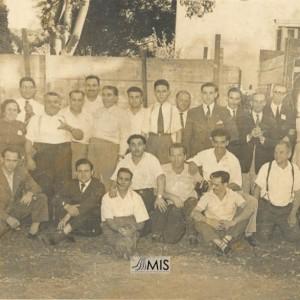 Pícnic na Casa de Salceda en Arxentina