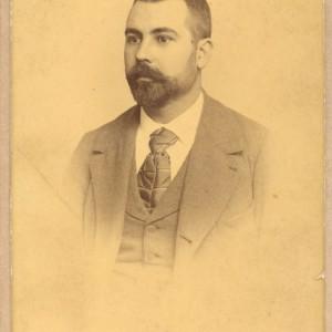 Retrato de Leopoldo Boente Sequeiros