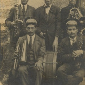 Banda de músicos do Barreiro