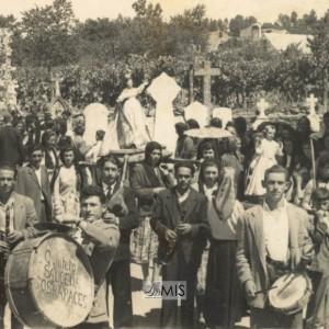 """Festa e procesión coa presenza do Gaiteiro """"Os Rapaces"""""""
