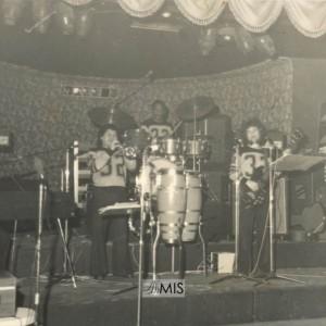 Orquesta nas Festas de Entroido do Castro-Barreiro
