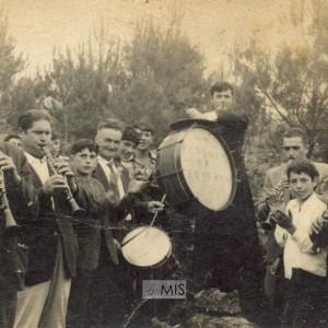 """""""Os Teixugos"""" na Romería de San Cibrán"""