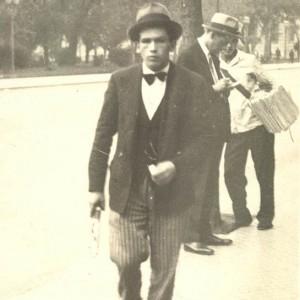 Retrato de José González Fernández na Arxentina