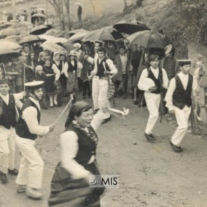 Comparsa da Feira na Fontedapedra