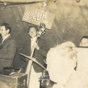 """""""Orquesta Sur de Salceda. Telf: 5″"""