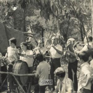 """""""Gaiteiro"""" na Romería de San Cibrán"""
