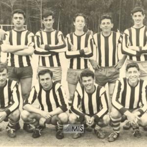Retrato de grupo do Salceda F.C