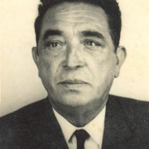 Foto de carnet do mestre de Soutelo Alfredo Gándara Alonso
