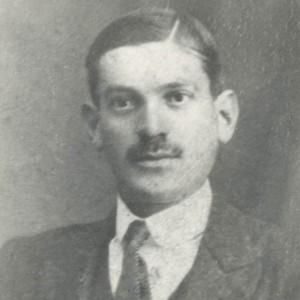 Retrato de Evaristo Rodríguez