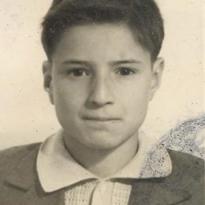 Foto de carnet de José Rodríguez Martínez