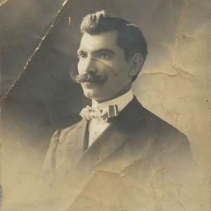 Retrato de Luis Rodríguez Ojea