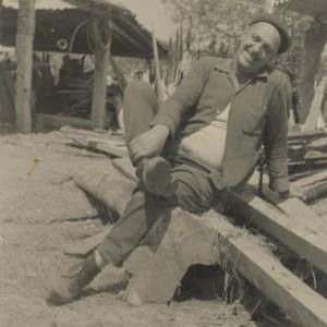 Retrato de Manuel Valcarcel Ozores