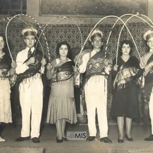 Danza de Arcos celebrada na Arxentina