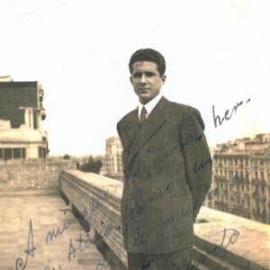 Retrato de Lisardo Zunzunegui Freire