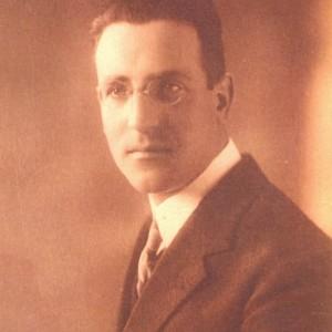 Retrato de Jerónimo Pérez Casqueiro, marido de Antonia Zunzunegui Freire