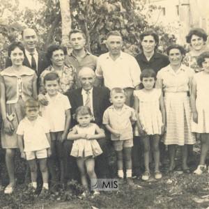 Retrato de familia de Higinio Álvarez