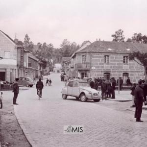 Imaxe da Praza do Concello
