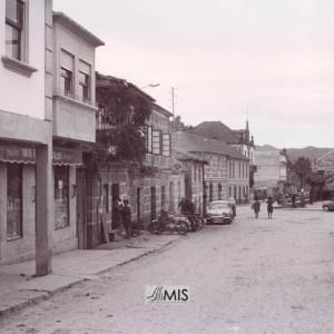 Fotografía da Rúa Joaquín Fernández Sestelo
